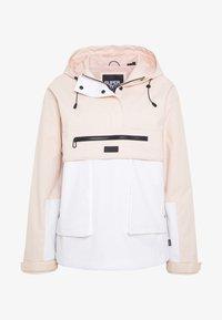Superdry - ESSENTIALS OVERHEAD - Light jacket - peach whip - 3
