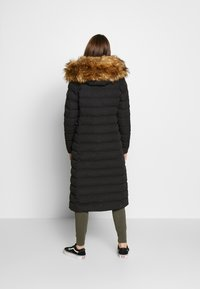 Superdry - NEW ARCTIC LONG PUFFER - Winter coat - black - 2