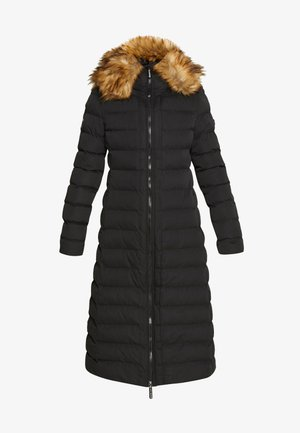 NEW ARCTIC LONG PUFFER - Winterjas - black