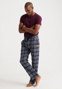 Superdry - Pantalón de pijama - grey - 1