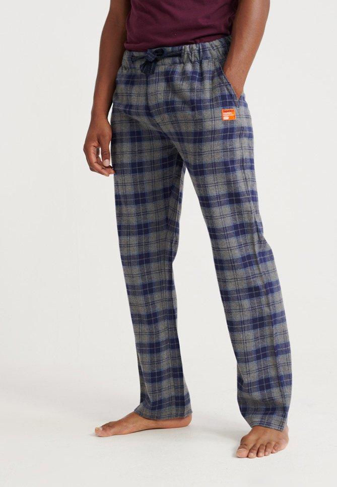 Superdry - Pantalón de pijama - grey