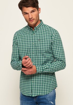 ULTIMATE UNIVERSITY - Overhemd - green