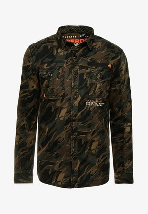 MILITARY STORM - Camisa - khaki bias