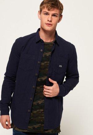 TRUE RIVETER  - Shirt - dark blue