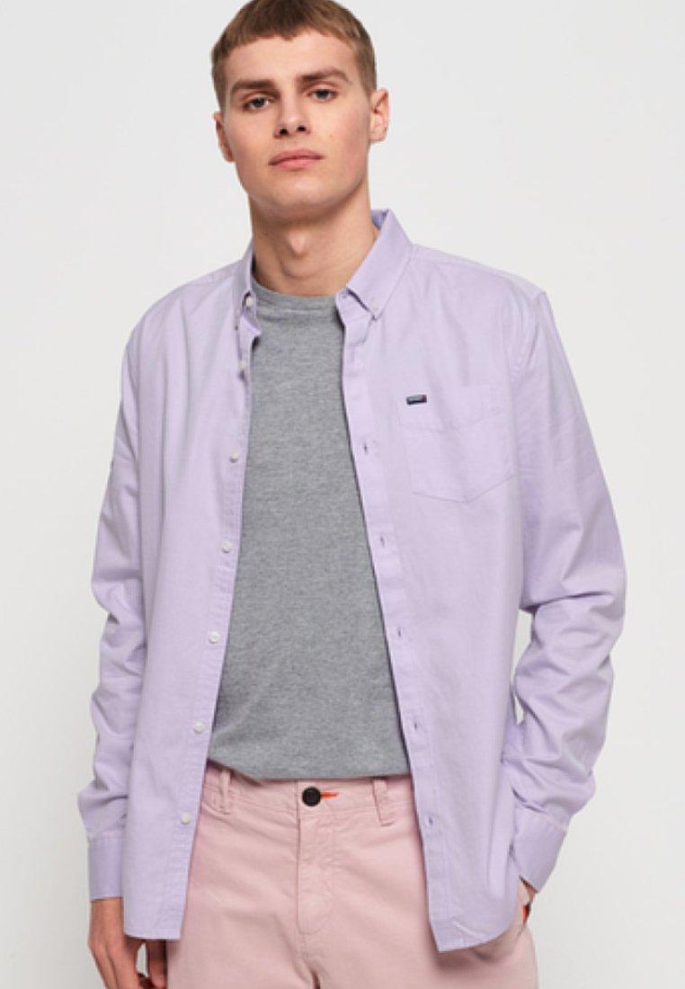Superdry - Shirt - purple