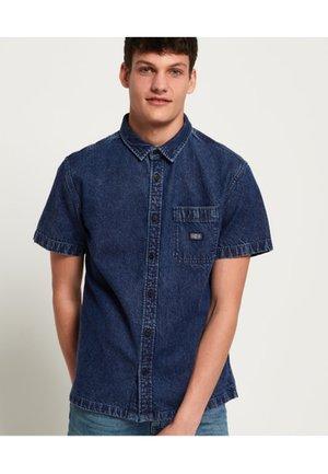 Overhemd - fairborn dark blue