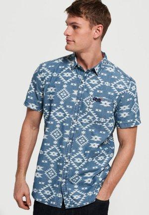 MIAMI LOOM - Overhemd - Aztec indigo