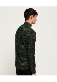 Superdry - Overhemd - tiger camo khaki - 2