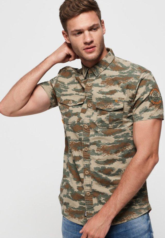 ROOKIE PARACHUTE LITE  - Overhemd - green