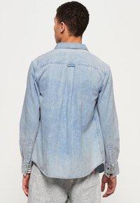 Superdry - Skjorta - light blue - 2