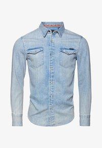 Superdry - Camisa - light blue - 4