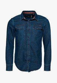 Superdry - Koszula - medium blue - 4