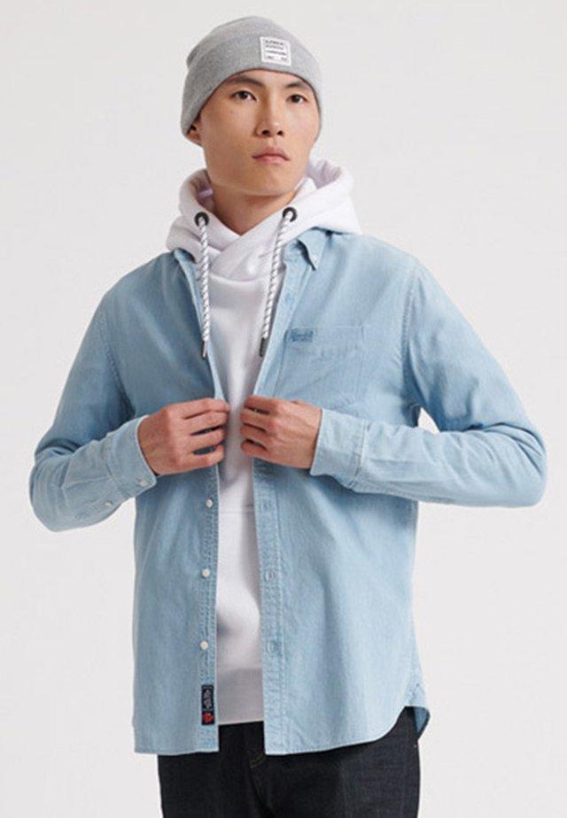 MIT LANGEN ÄRMELN  - Overhemd - blue