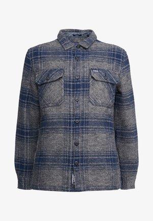 MILLER - Koszula - grey check
