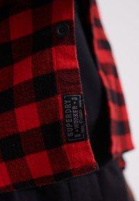 Superdry - Koszula - red - 5