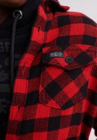 Superdry - Koszula - red - 4