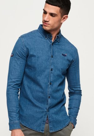 LOOM - Shirt - vintage blue wash