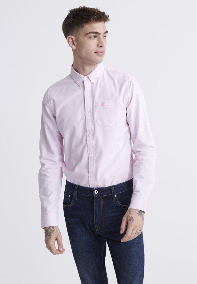 UNIVERSITY OXFORD  - Overhemd - city pink