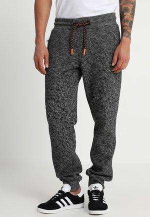 ORANGE LABEL HYPER POP - Spodnie treningowe - cinder charcoal grit