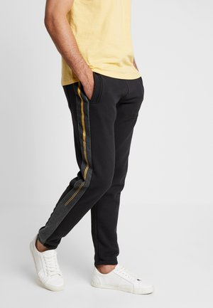 VINTAGE LOGO - Trainingsbroek - black