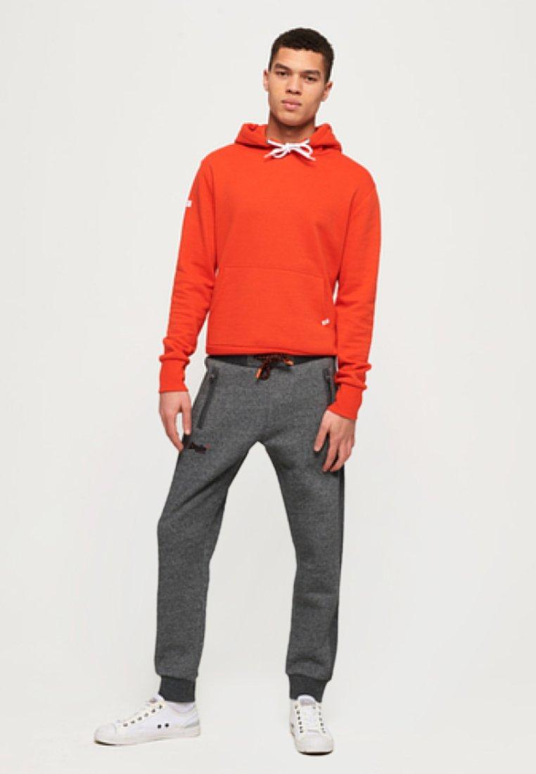 Superdry Orange Label - Verryttelyhousut Gray