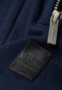Superdry - BLACK LABEL - Pantalones - royal blue - 3