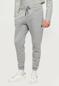 Superdry - Pantalones deportivos - light grey - 0