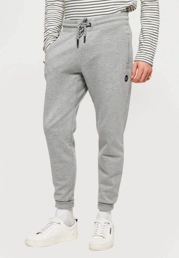 Superdry - Pantalones deportivos - light grey