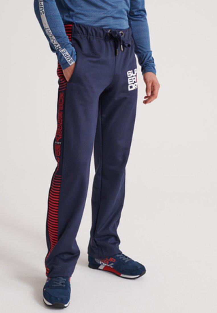 Superdry - Jogginghose - navy blue