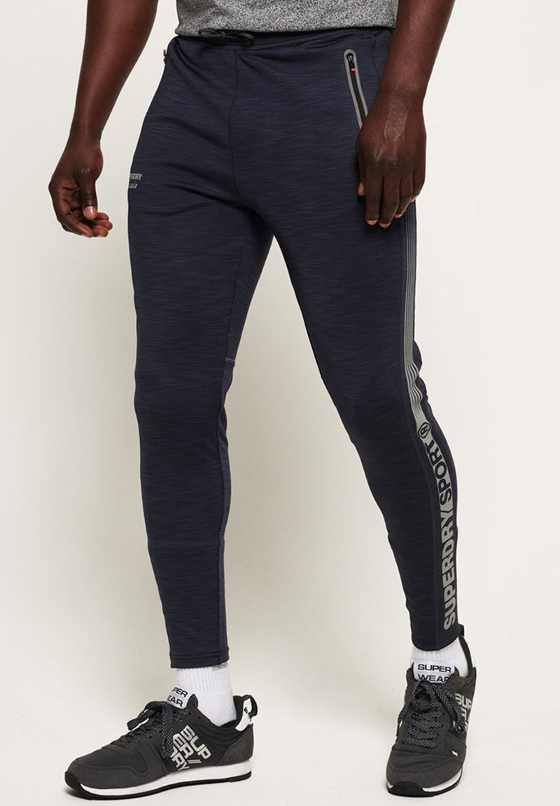 Superdry - ACTIVE LITE - Jogginghose - dark gray