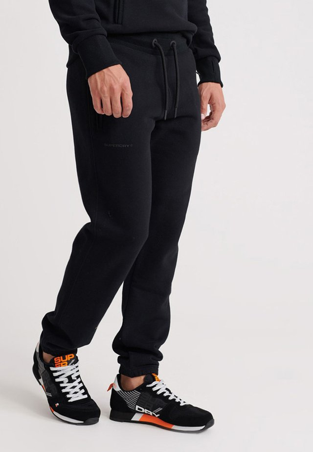 URBAN ATHLETIC - Trainingsbroek - black