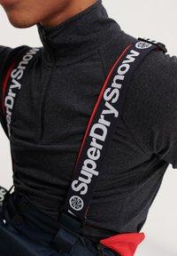 Superdry - Täckbyxor - deep tricolore - 2