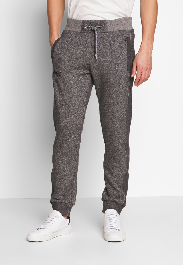 ORANGE LABEL CLASSIC - Trainingsbroek - mid grey texture