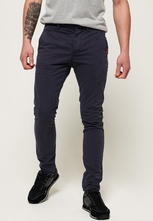 Chino - washed out navy