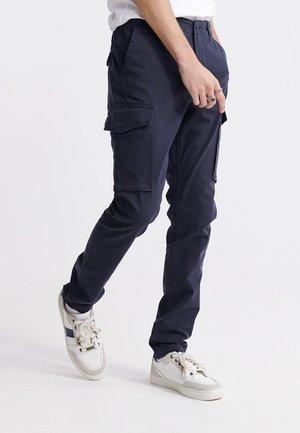 Cargo trousers - midnight navy