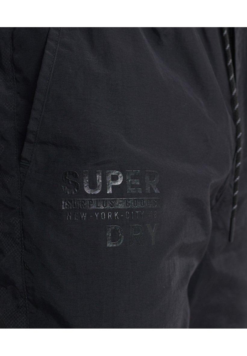 Superdry Surplus Track Pants - Trainingsbroek Black lBocTTc