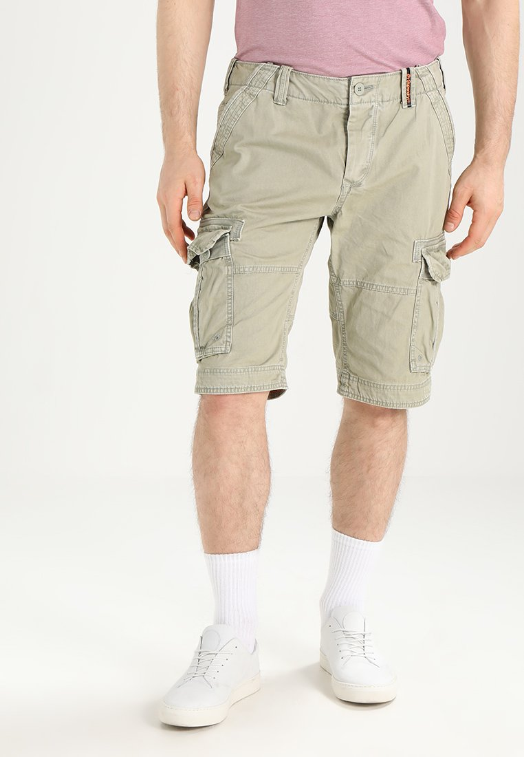 Superdry - CORE LITE - Shorts - blast olive