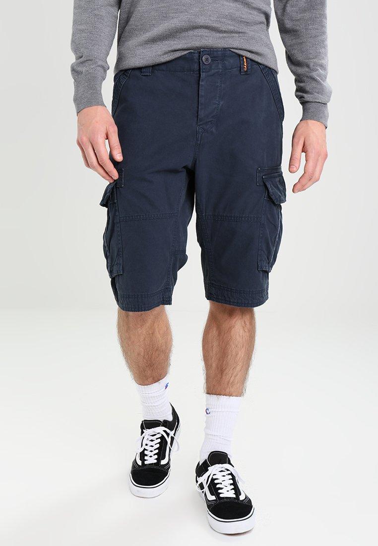 Superdry - CORE LITE - Shorts - chrome blue