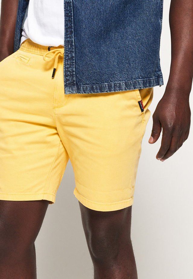 SUNSCORCHED - Shorts - rich lemon