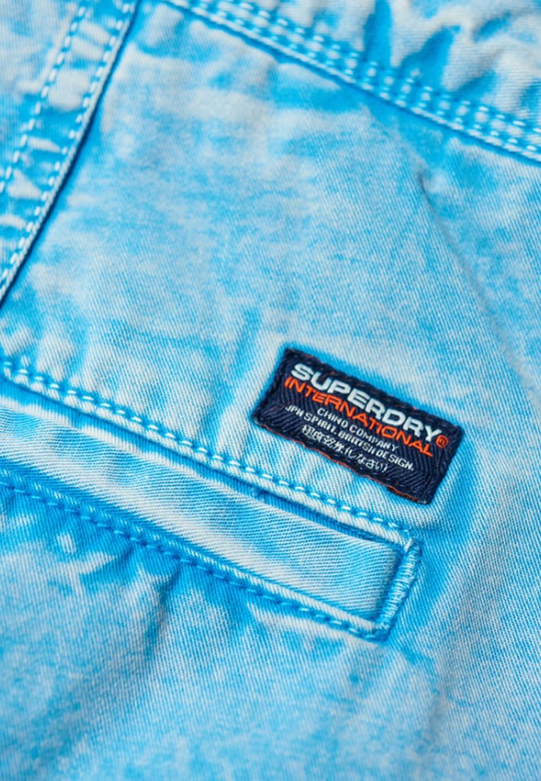 Superdry Nue Wave- Shorts New Wave Lagoon f1VruKlx yNDwqSjR