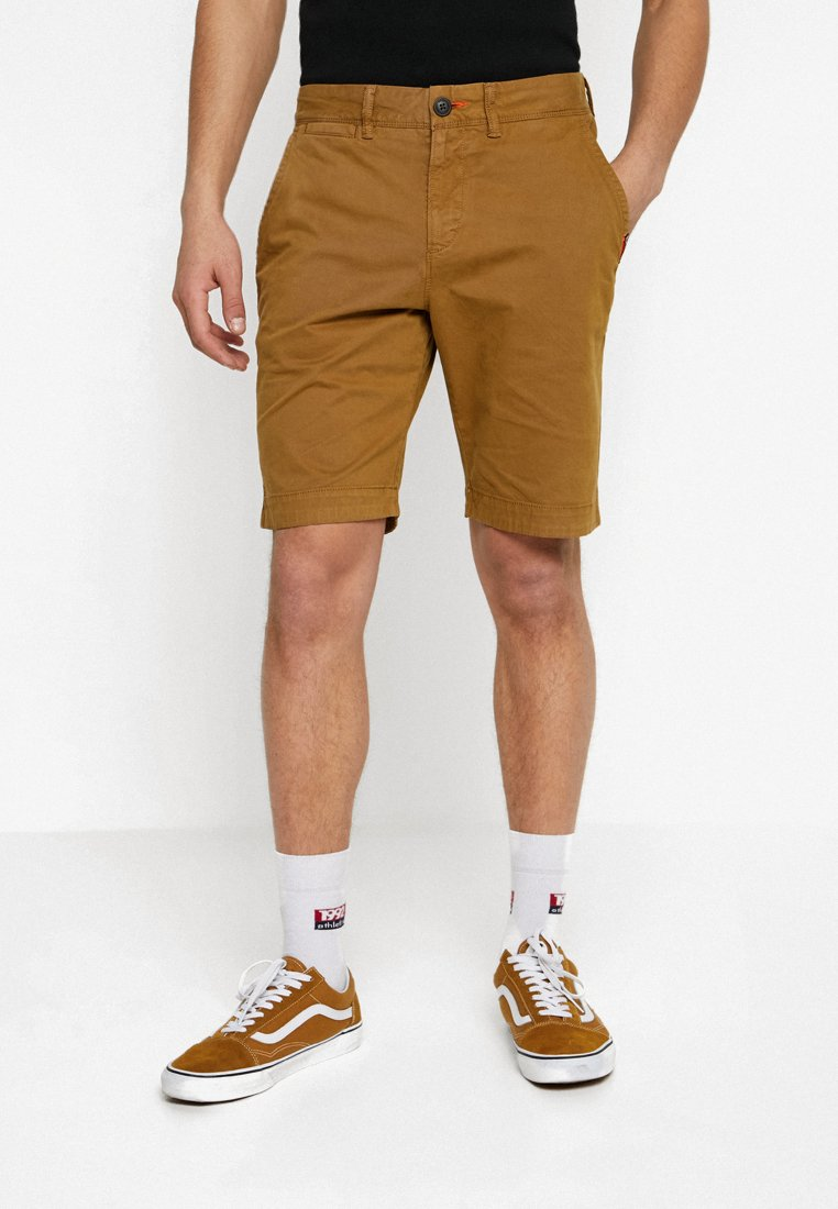 Superdry - Shorts - brown