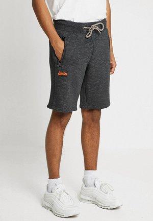 LABEL CALI - Pantalon de survêtement - black carbon