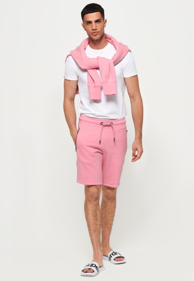 Superdry - COLLECTIVE  - Shorts - prep pink
