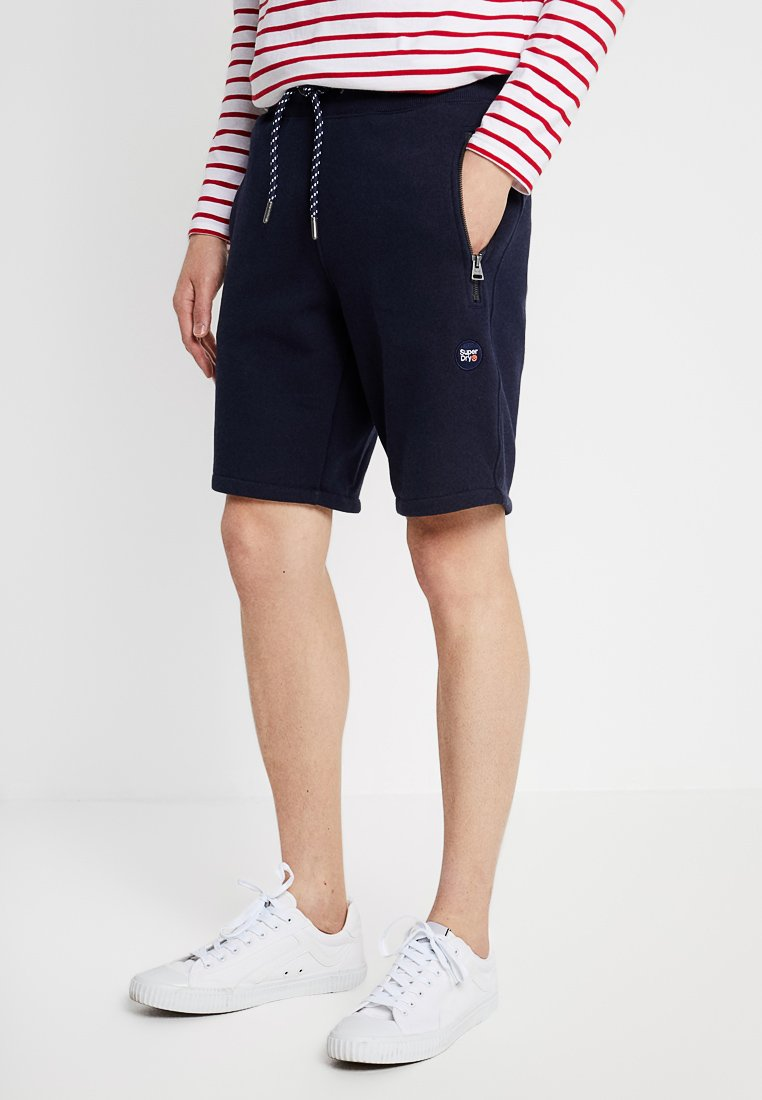 Superdry - COLLECTIVE  - Shorts - box navy