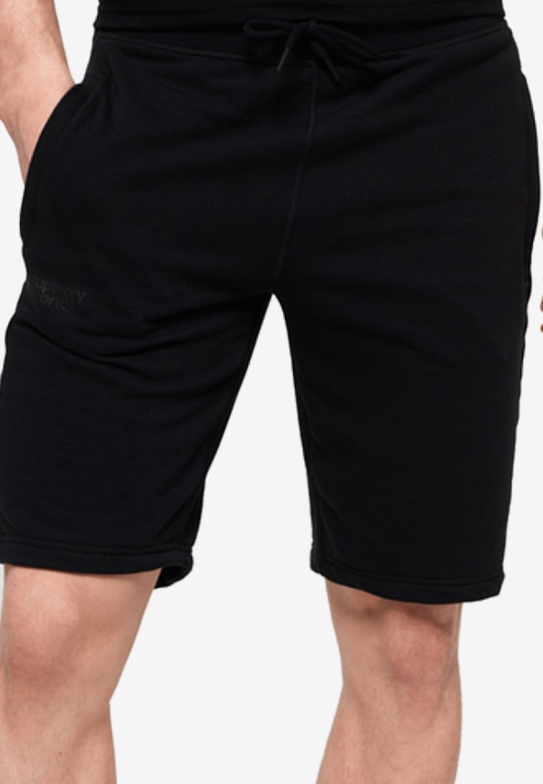 Superdry - CORE SPORT  - Shorts - black