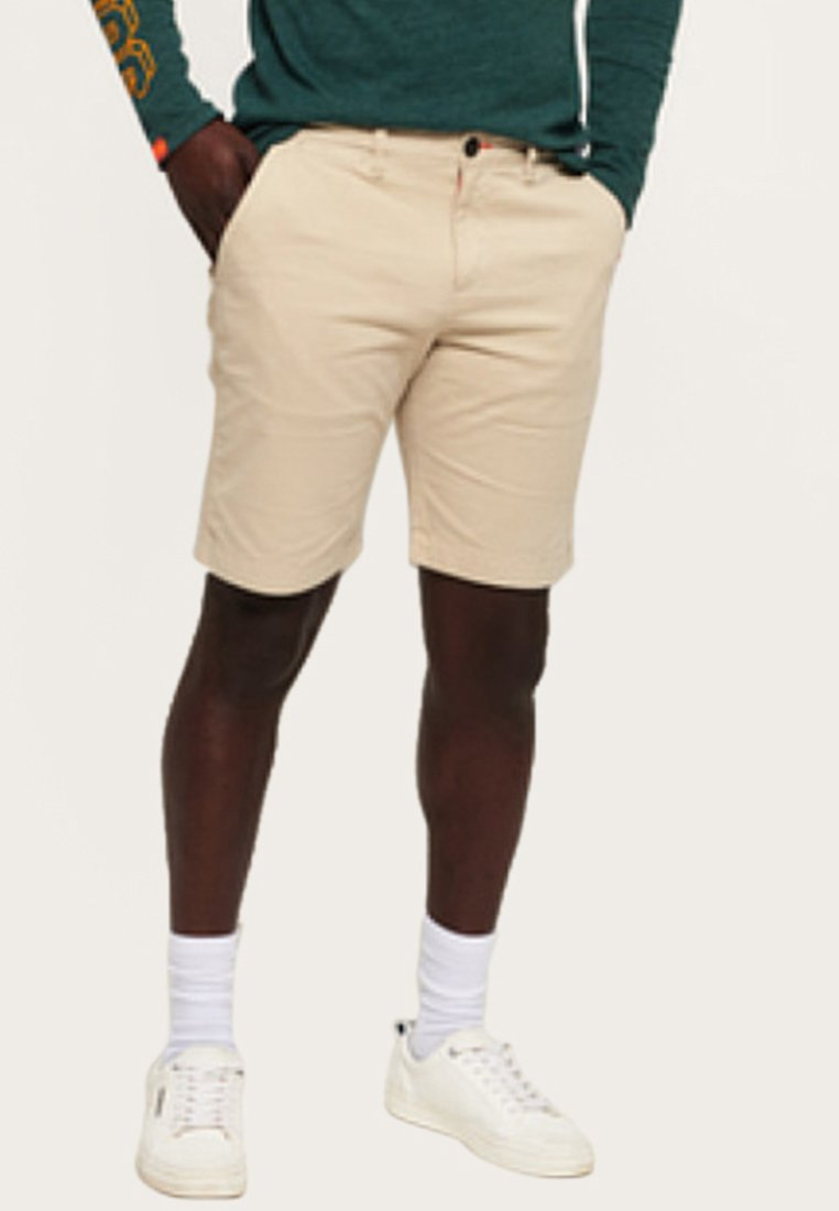 Superdry - Shorts - sand