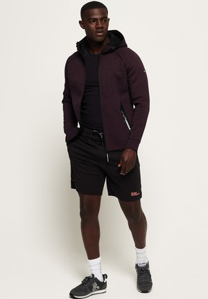ACTIVE TRICOT - kurze Sporthose - black