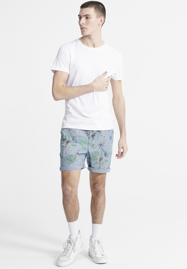SUNSCORCHED - Shorts - light blue