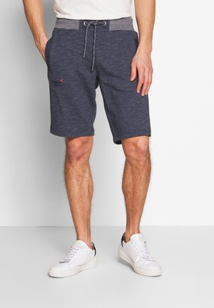 ORANGE LABEL CLASSIC SHORT - Kraťasy - abyss navy feeder