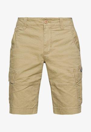 CORE CARGO SHORTS - Shorts - dress beige